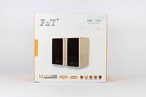 Колонки для ПК FnT-101