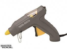 Пістолет клейовий Mastertool 42-0508, 200 Вт