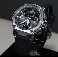Часы Casio G-SHOCK GST-B300S-1A Bluetooth