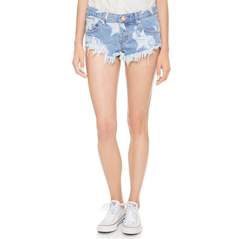 Женские джинсовые шорты HFI Jeans H168
