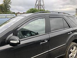 Дефлектори вікон (вітровики) Mercedes ML-klasse 166 2012-> 4шт (Heko)