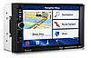 Автомагнитола 2din 7021 с сенсорным экраном 7 дюймов, MP5, Bluetooth, USB, FM, AUX, радиатором охлаждения, фото 3