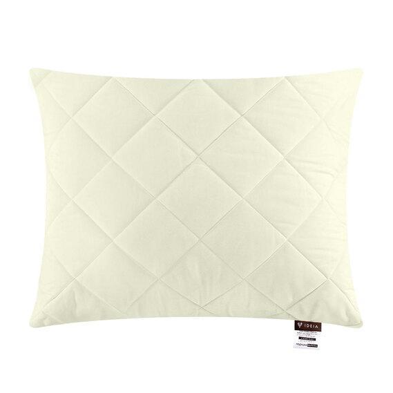 Подушка Ideia Comfort Standart+ молочна 50*70 см арт.8-11889