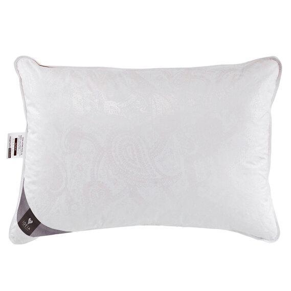 Подушка Ideia Natural Classiс 70*70 см 30%пух-70%перо тик/пухоперьевая арт.8000012153