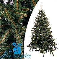 Искусственная новогодняя ель СИБИРСКАЯ зеленая 180 см, фото 1