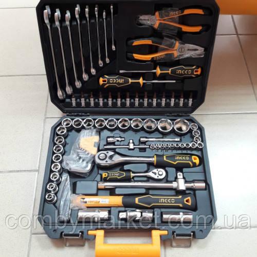 Набір інструменту INGCO HKTHP20771 INDUSTRIAL HKTHP20771