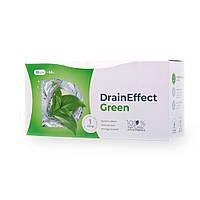 Дренирующий напиток для похудения DrainEffect Green от оттеков 20 стиков