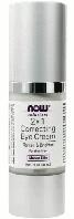 Корректирующий крем для кожи вокруг глаз, Now Foods, Correcting Eye Cream , 30 ml