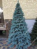 Лита ялинка Преміум 2.10 м. блакитна ) / Лита ялинка / Смерека