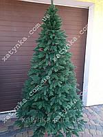 Литая елка Премиум 2.30м. зеленая / Лита ялинка / Ель, фото 1