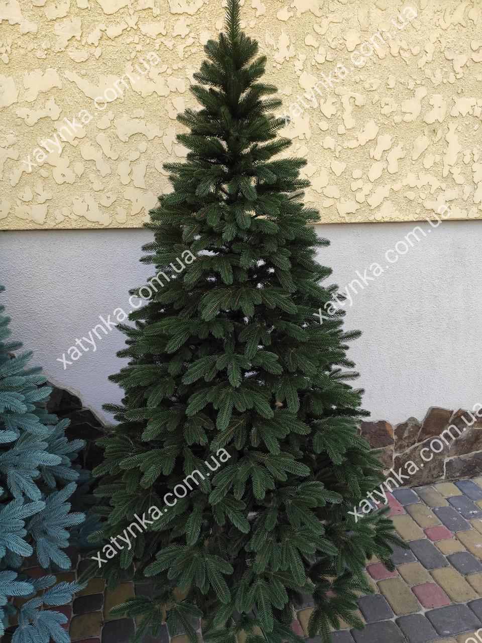 Литая елка Премиум 1.50м. зеленая / Лита ялинка / Ель