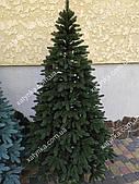 Литая елка Премиум 1.50м. зеленая (БЕСПЛАТНАЯ ДОСТАВКА) + ПОДАРОК / Лита ялинка / Ель