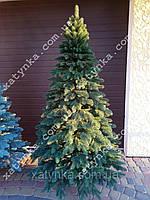 Литая елка Елитная 2.50м. зеленая// Лита ялинка / Ель, фото 1