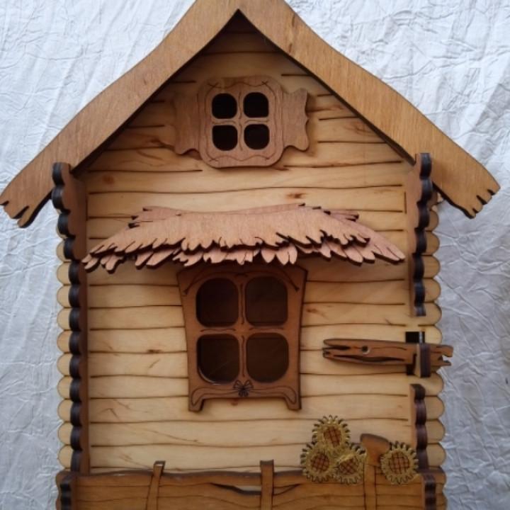 Ключниця Будиночок маленький