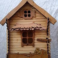 Ключница  Домик маленький, фото 1