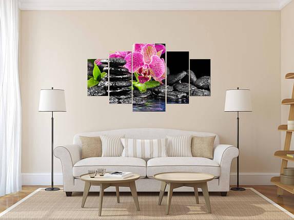 Модульная картина Орхидея, фото 2