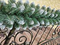 Гирлянда хвойная Снежная Королева 3м / Елочная ветка / Гірлянда штучна / Гирлянда искусственная, фото 1