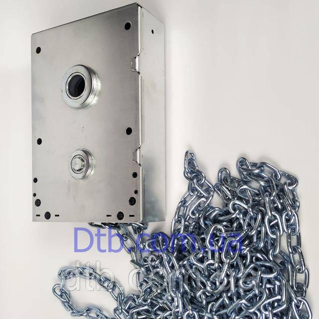 Подъёмник с цепью для роллет ворот