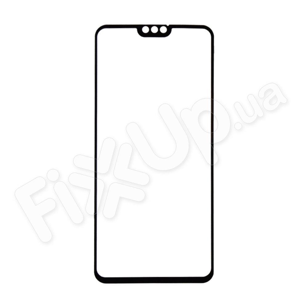 Защитное стекло для Huawei Honor 8X 3D, цвет черный