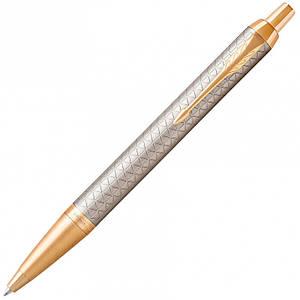 Шариковая ручка Parker IM Premium Warm Silver  24132