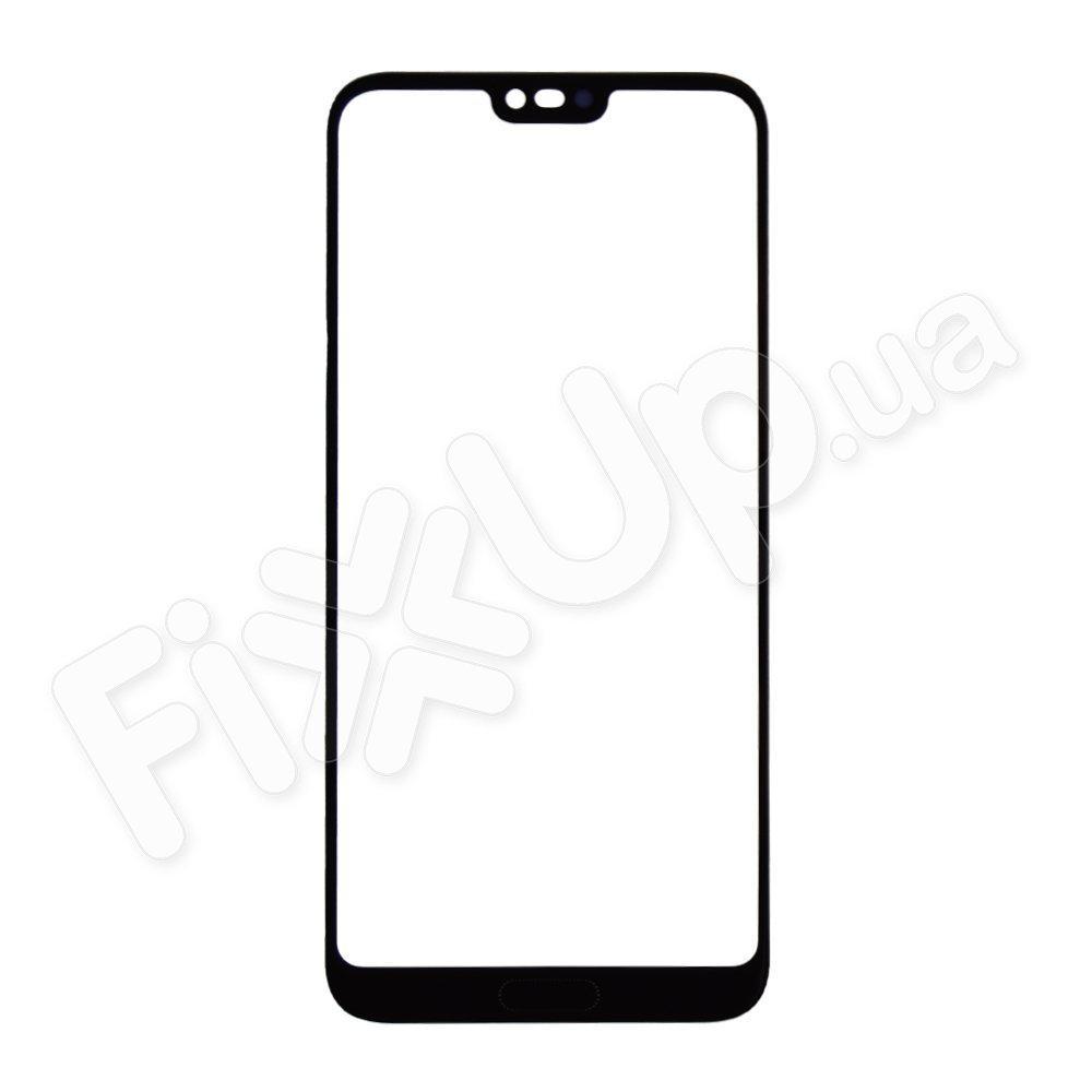 Стекло корпуса для Huawei Honor 10, цвет черный