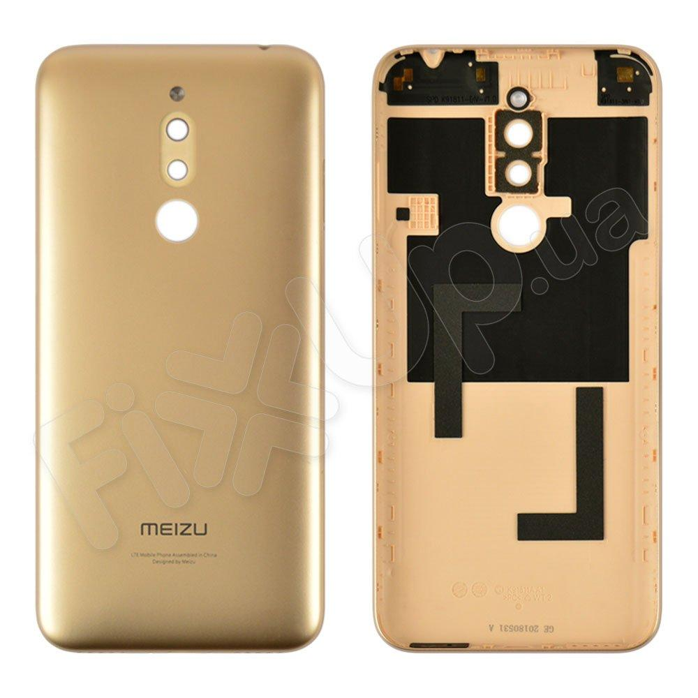 Задняя крышка для Meizu M6T, цвет золотой