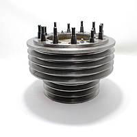Шкив двигателя (к/вала) СМД-31 31-04С20 в сборе Дон-1500