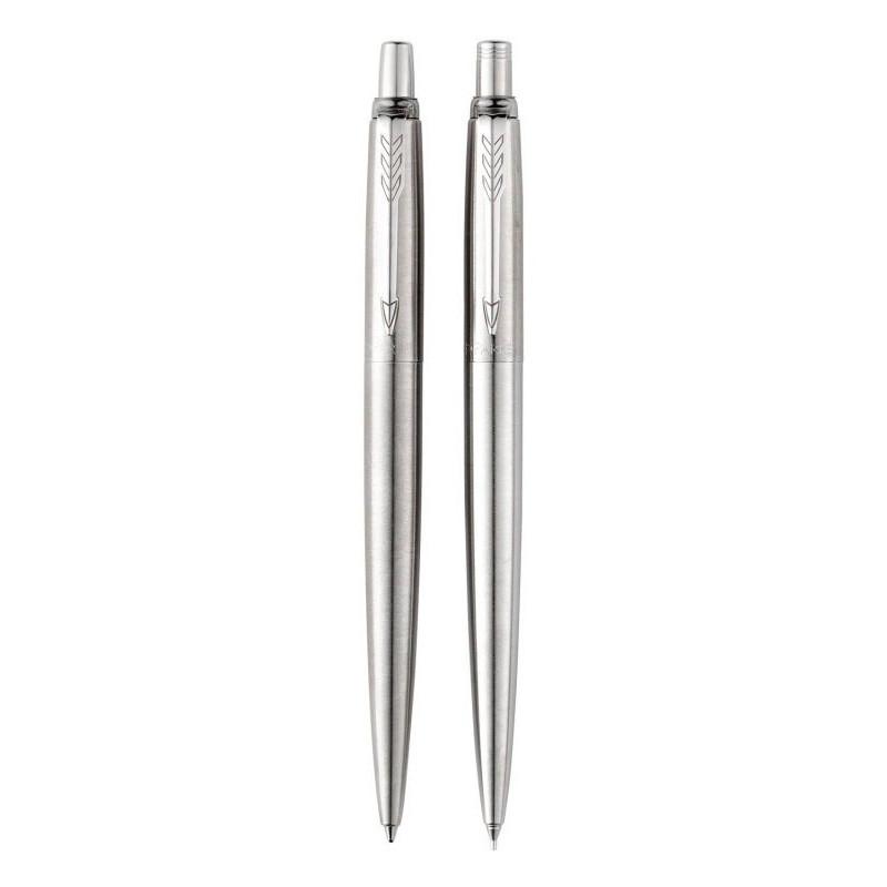 Ручка перьевая PARKER F41 Parker 45 стальная с позолотой