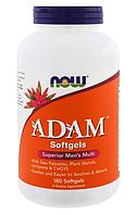 Now Adam Superior Men's Multi 180 softgels