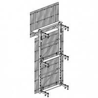 Вертикальная защитная оградительная система