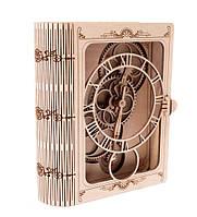 Часы настенные ручной работы Mad Clockmaker Книга 16040, фото 1