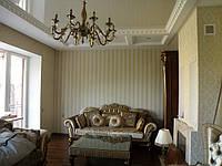 Натяжной потолок в гостиную в Днепре, фото 1