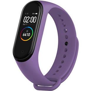 Ремешок Mi Band 3 4 Фиолетовый