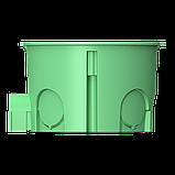 Коробка монтажна 65*45 універсальна MB001 Plank Electrotechnic, фото 2