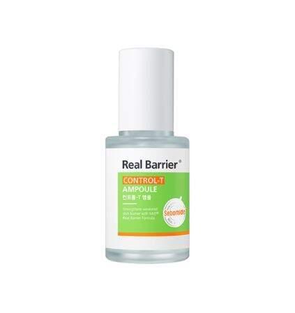 Себорегулирующая сыворотка Real Barrier Control-T Ampoule