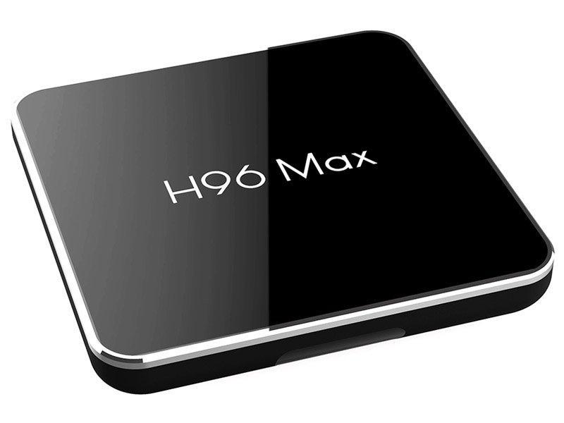 Медиаплеер H96 Max X2 4/32 (0067-0322)