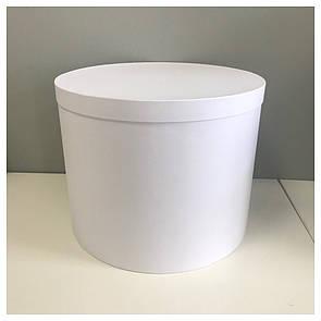 Кругла коробка d=50 h=40 см