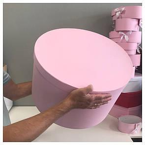 Круглая коробка d=50 h=30 см