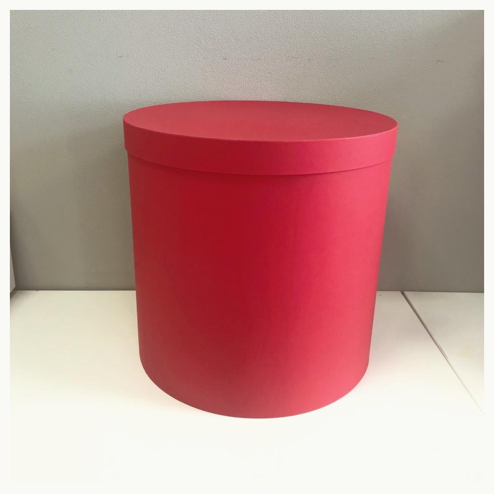 Большая подарочная коробка d=50 h=50 см