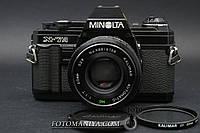 Minolta X-7A kit Kalimar MC 50mm f1.7, фото 1