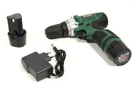 Шуруповерт Bosch PBA EasyDrill 1200 (12V 2Ah). Аккумуляторный шуруповерт Бош, фото 2