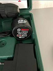 Шуруповерт Bosch PBA EasyDrill 1200 (12V 2Ah). Аккумуляторный шуруповерт Бош, фото 3