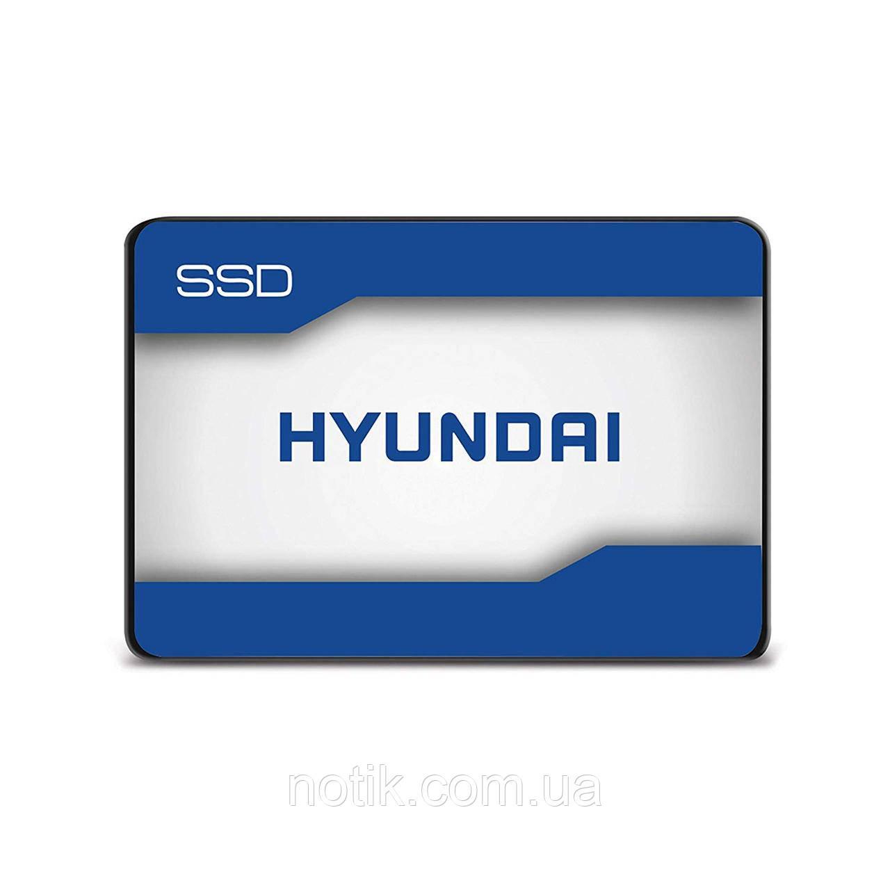 """Твердотельный накопитель 240Gb, Hyundai Sapphire, SATA3, 2.5"""", 3D TLC, 530/430MB/s (C2S3T/240G)"""