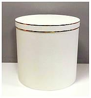 Большая подарочная коробка d= 40 h=40 см, фото 1