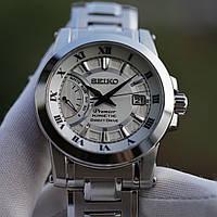 Часы Seiko SRG007P1 Premier Kinetic Direct Drive, фото 1