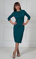 Строгое женское платье Мексика А3, фото 1