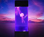 Лампа - ночник со светодиодными медузами LED Jellyfish Mood Lam, фото 2