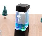 Лампа - ночник со светодиодными медузами LED Jellyfish Mood Lam, фото 3