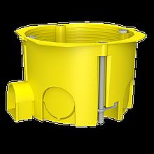 Коробка монтажна для гіпсокартону 65*45 універсальна MB002 Plank Electrotechnic
