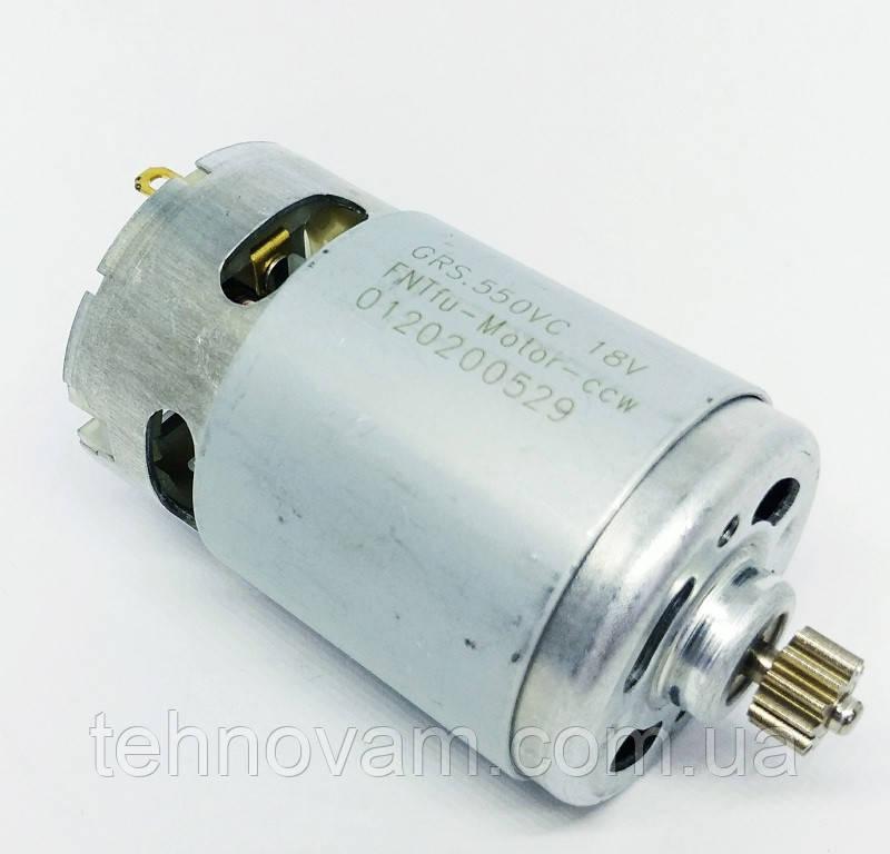 Двигатель шуруповёрта Powercraft CS 18/2bl (18 В)